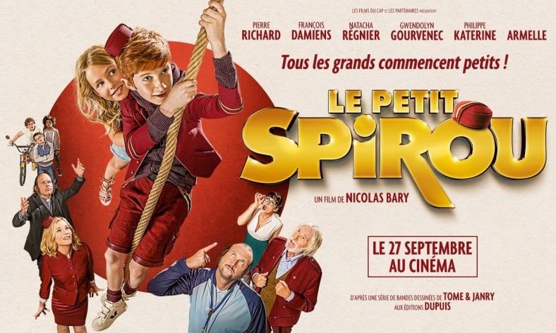 La SOFICA A Plus Image 7, conseillée par A Plus Finance, a participé au financement de Le Petit Spirou Nicolas Bary.