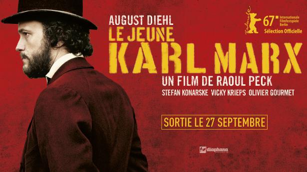 A Plus Finance soutient le lancement de Le jeune Karl Marx